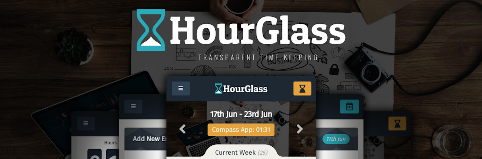 Photo of HourGlass, Transparent Time Keeping