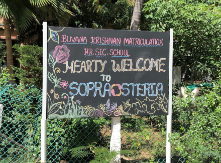 Hearty Welcome to Sopra Steria