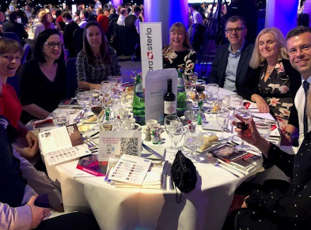 Photo of Sopra Steria employees at Scotsoft 2018