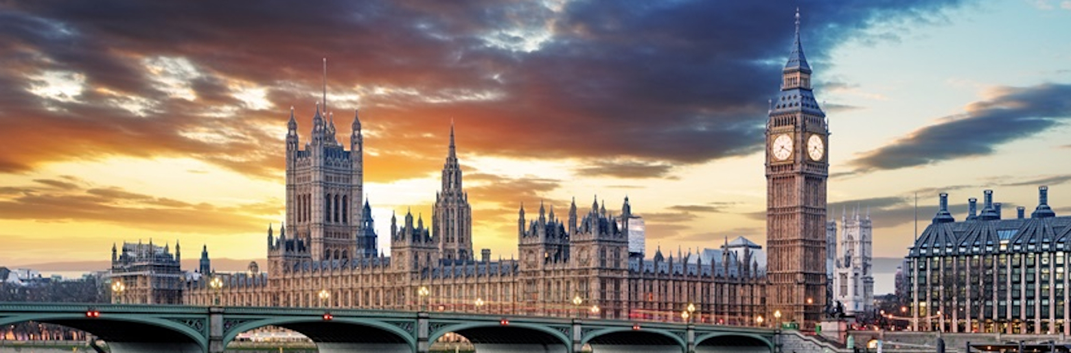 Photo of Big ben and houses of parliament in London, UK